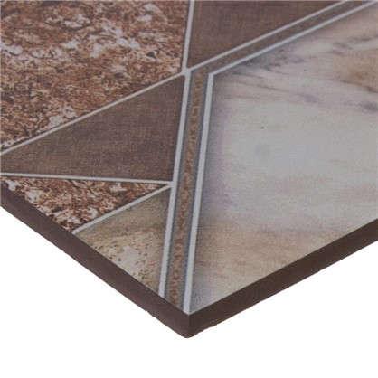 Напольная плитка Rubid 32.6x32.6 см 1.17 м2 цвет коричневый