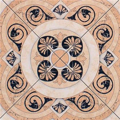 Напольная плитка Stella 32.6x32.6 см 1.17 м2 цвет коричневый