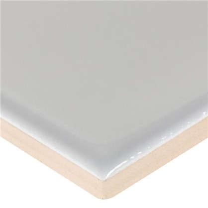 Плитка настенная Альвано 7.4х15 см 1 м2 цвет тёмно-серый