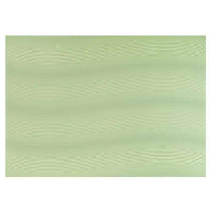 Плитка настенная Cersanit Diana 25x35 см 1.4 м2 цвет зелёный цена