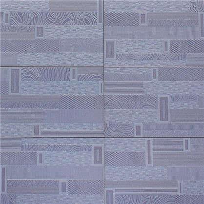 Плитка настенная Chicago Blanco 20х60 см 1.44 м2 цвет серый