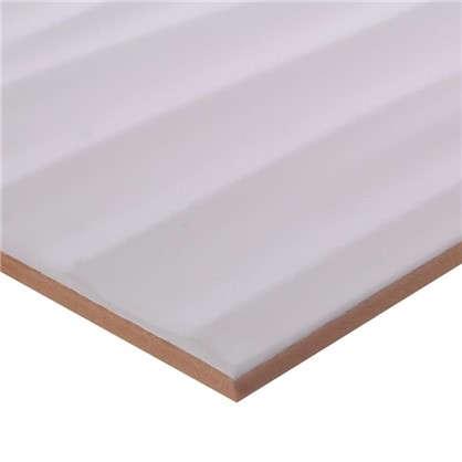 Плитка настенная Дюна 7С 60х30 см 1.8 м2 цвет белый