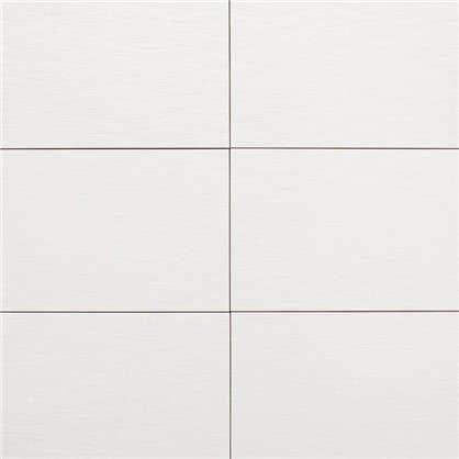 Плитка настенная Эквилибрио 30х20 см 1.2 м2 белый