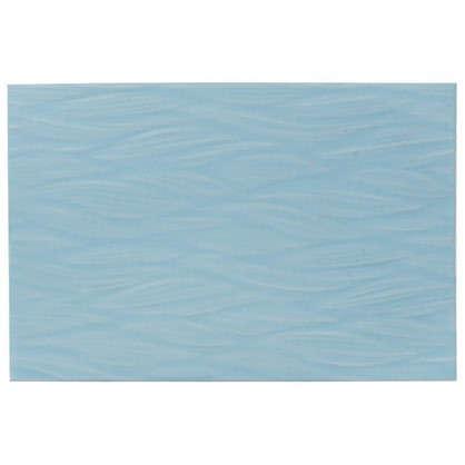 Плитка настенная Эквилибрио 30х20 см 1.2 м2 голубой