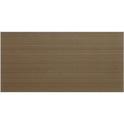 Плитка настенная Элегия 19.8х 39.8 см 1.58 м2 цвет тёмный