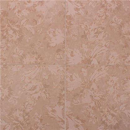 Плитка настенная Флориан 40х27.5 мм 1.65 м2 цвет коричневый