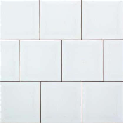 Плитка настенная Kerabel Порто 15x15 см 1.035 м2 цвет белый