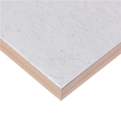 Плитка настенная Medi 20х44 см 1.05 м2 цвет белый