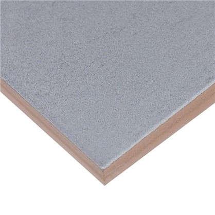 Плитка настенная Medi 20х44 см 1.05 м2 цвет серый