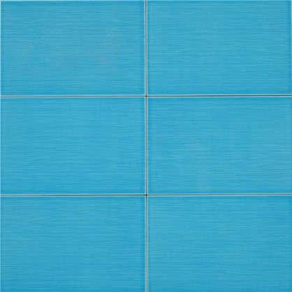 Плитка настенная Reef 20х30 см 1.2 м2 цвет синий