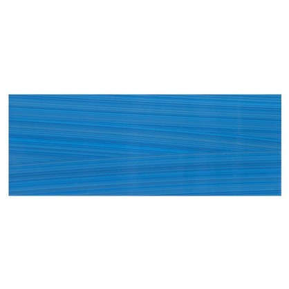 Плитка настенная Салерно 15х40 см 1.32 м2 цвет синий