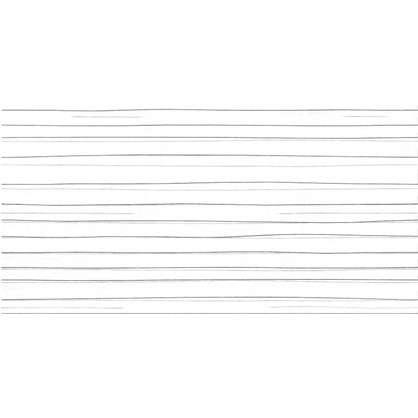 Купить Плитка настенная Wave Tone 60x30 см 1.62 м2 цвет белый матовый дешевле