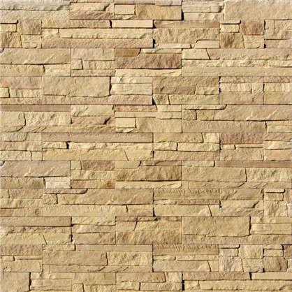 Плитка облицовочная Монтебелло цвет светло-песочный 0.43 м2