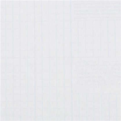 Пленка самоклеящаяся Ромбы витраж 045х2 м