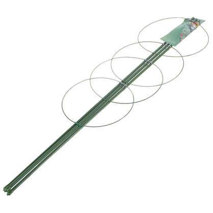 Поддержка круглая 120 см металл/пластик