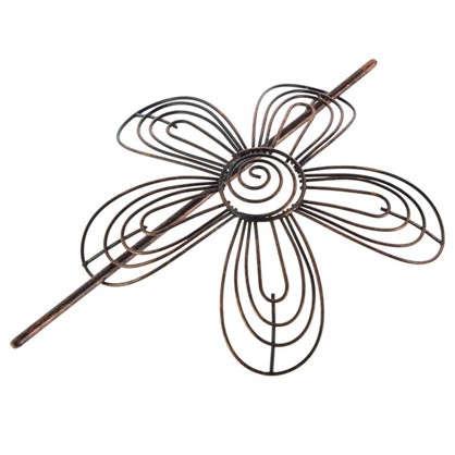 Купить Подхват для штор 160 мм металл цвет бронзовый дешевле