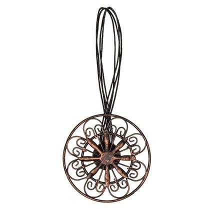 Купить Подхват для штор на магнитах цвет бронзовый дешевле