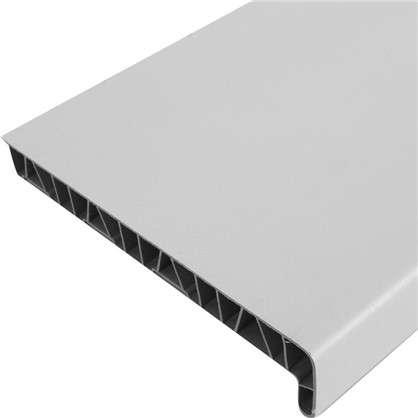 Подоконник ПВХ 200x1500 мм цвет белый цена