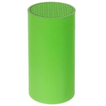 Купить Подставка для ножей D11х22.5 мм цвет зеленый дешевле