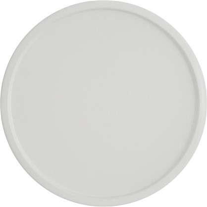 Подставка для свечей 20 см цвет белый