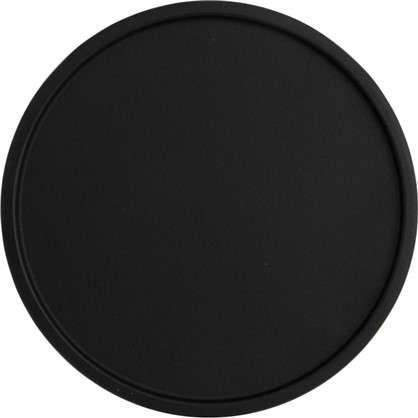 Подставка для свечей 20 см цвет чёрный