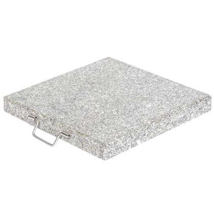 Подставка под зонт диаметр 40 см бетон/сталь 16 кг