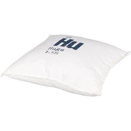 Купить Подушка декоративная Facto 40х40 см цвет белый дешевле