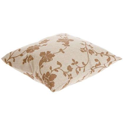 Подушка декоративная Provanse 40х40 см цвет бежевый