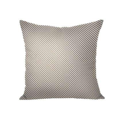 Подушка декоративная Satka 40х40 см текстура рогожка