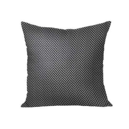 Купить Подушка декоративная Teruel 40х40 см текстура рогожка дешевле