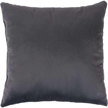 Купить Подушка для стула Volgograd 40х40 см плюш цвет коричневый дешевле