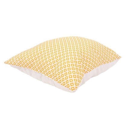 Подушка Joly 40х40 см цвет желтый
