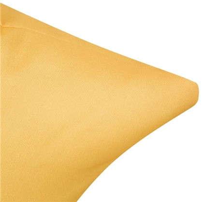 Подушка Кисти 40х40 см цвет желтый