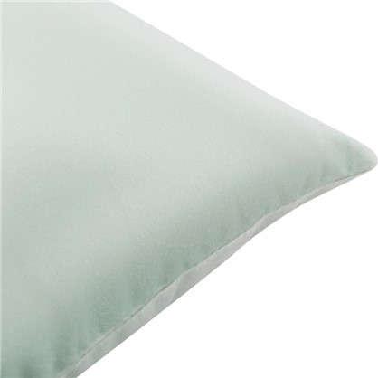 Подушка Люпин 40х40 см цвет фисташковый
