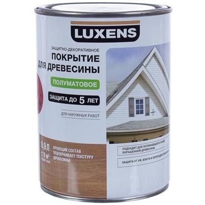 Покрытие для дерева Luxens кроющее 0.9 л база 3