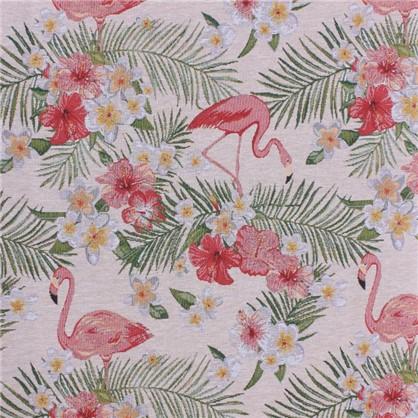 Покрывало Фламинго 150x220 см гобелен