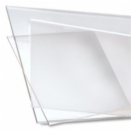 Купить Поликарбонат монолитный 3 мм 2.05х3.05 м прозрачный дешевле