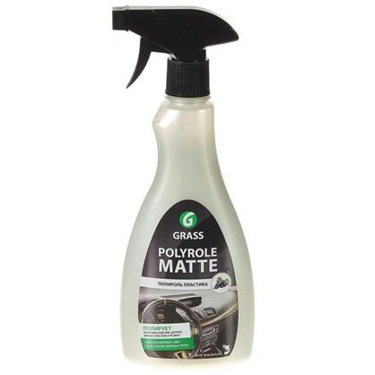 Полироль-очиститель пластика Matte 500 мл