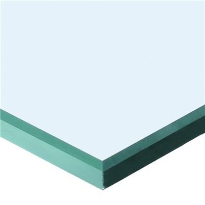 Полка для ванной комнаты 100х12 см стекло
