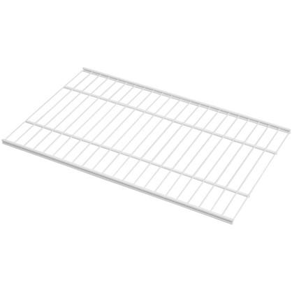 Полка проволочная L=550 НСХ 14x553x350 мм цвет белый