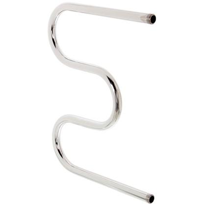 Полотенцесушитель водяной без полки Equation М 60-50 нержавеющая сталь 1