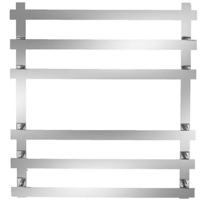 Полотенцесушитель водяной М 81 60х50 см нержавеющая сталь