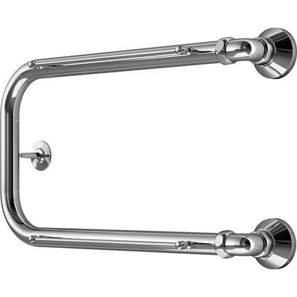 Купить Полотенцесушитель водяной с двумя полками П 32-50 нержавеющая сталь 1 дешевле