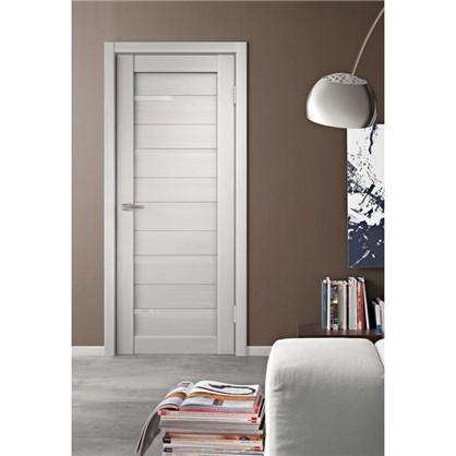 Полотно дверное Дюплекс 2000x700 мм цвет белёный дуб