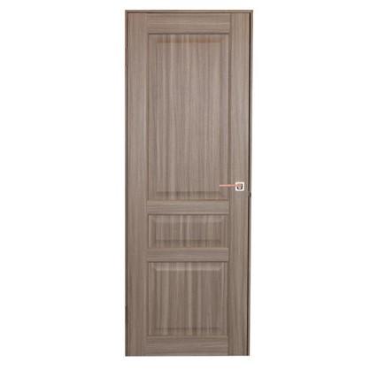 Полотно дверное глухое Artens Мария 200х80 см цвет серый дуб