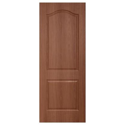 Полотно дверное глухое ламинированное Антик 200х80 см цвет итальянский орех
