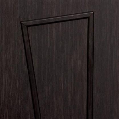 Полотно дверное глухое ламинированное Белеза 200х90 см цвет венге
