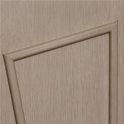 Купить Полотно дверное глухое ламинированное Белеза 200x70 см цвет белый дуб дешевле