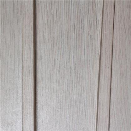 Полотно дверное глухое ламинированное Белеза 200x90 см цвет белый дуб