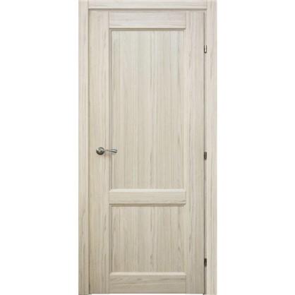 Полотно дверное глухое Пино 90x200 см CPL с фурнитурой